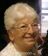 A photo of Frances M Hausman