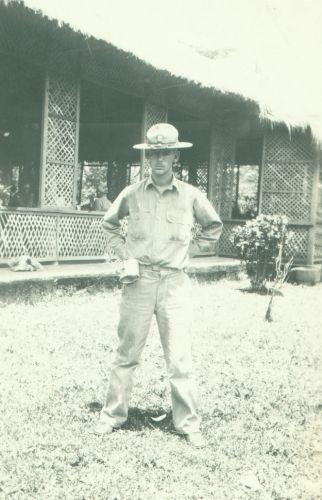 Pvt. Leonard J. Chapman