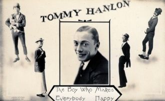 Vaudeville - The Many Faces of Tommy Hanlon