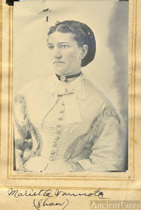 Daughter of James Vannote