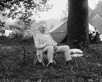 Thos. A. Edison