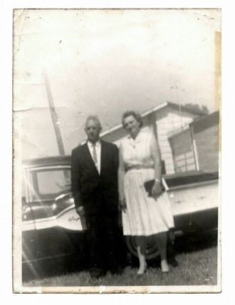 Guy and Violet Carr