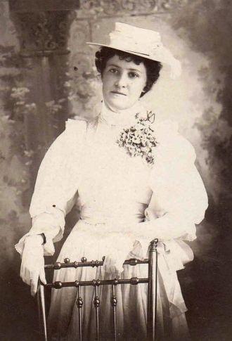 A photo of Anna M. Blanchard