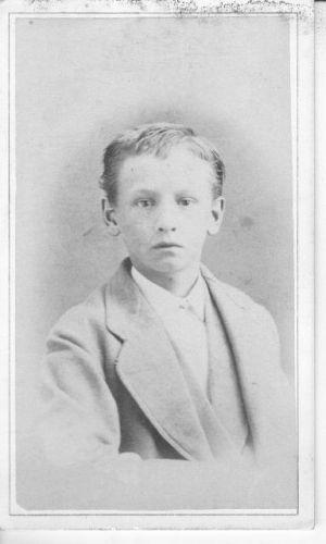 Young Man, Northern Indiana