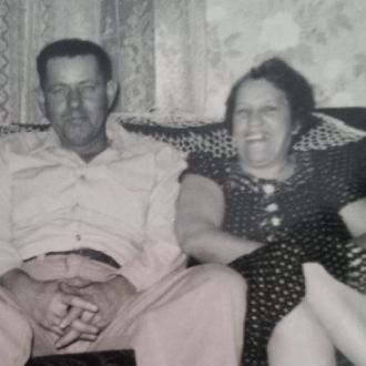 Alva & Lottie Hunt, Indiana