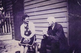 Iris Isabell & Frederick Billinghurst