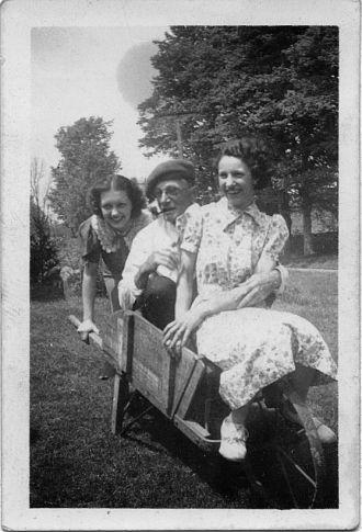 Wheelbarrow Fun