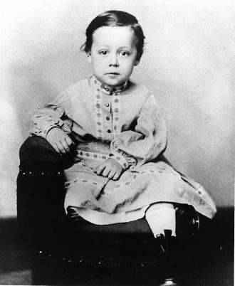 Unknown child, TN