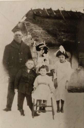 Margaret Stawnychka Family
