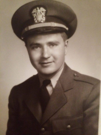 Warren Lee Lewis, WWII, USNavy