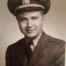 Warren Lee Lewis, WWII, USNavy