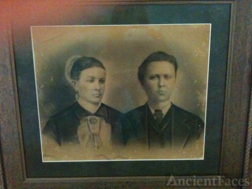Mr. & Mrs. James G. Hibbard