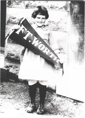 Fanny Starr , 1924 TX