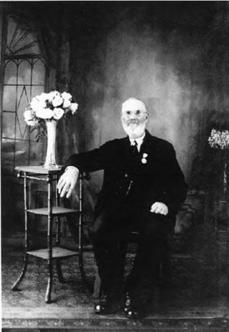 A photo of Alexander Hay