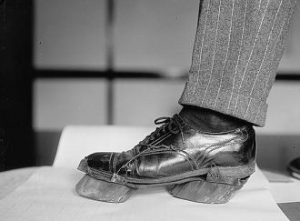 Prohibition Unit (Cow Shoes), 6/28/24