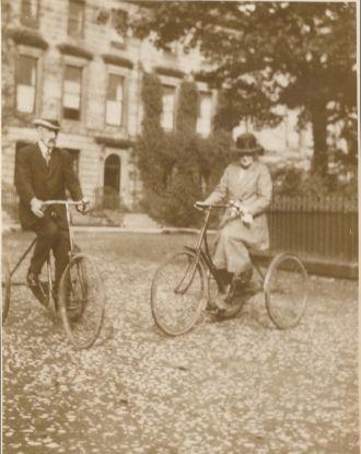 John Wilson Moir and Helen Alice Levine Fowler Moir