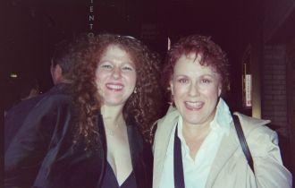 Madeline Kassova and Judy Kaye