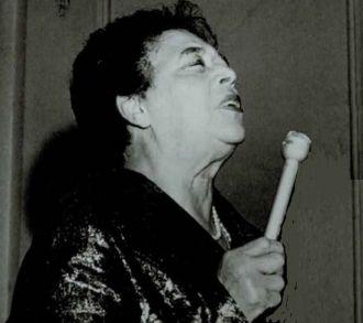 Mabel Mercer