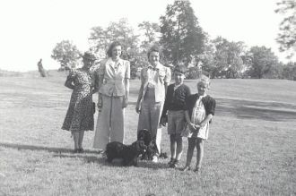 Martha Holmes in Kentucky