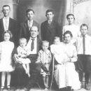 Marvin & Dora Turner & children
