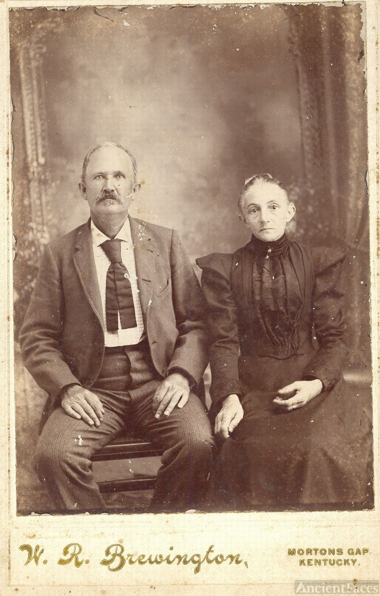 Dick and Josie Williams