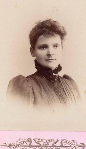 Virginia Spencer - Lawrence, Kansas