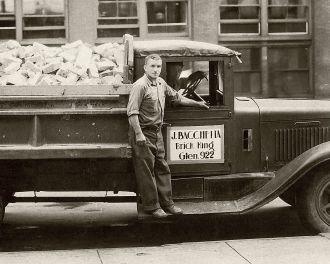 John Bacchetta, Brick King 1931