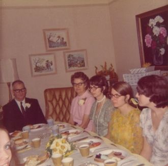 Clarence J Cullen family