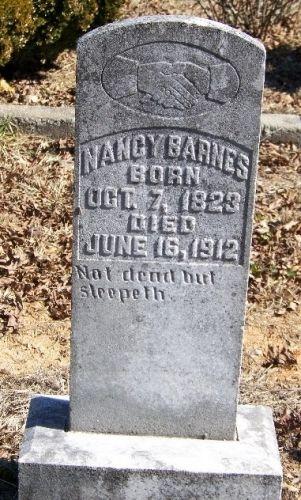 A photo of Nancy Barnes