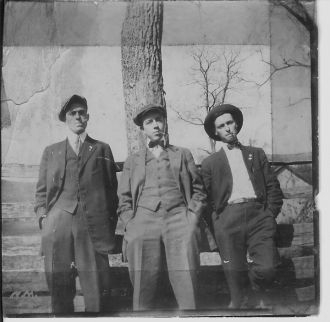 William Budd Mort and Friends