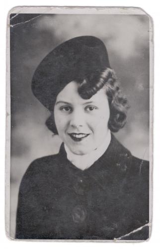 Peggy  Bartlett