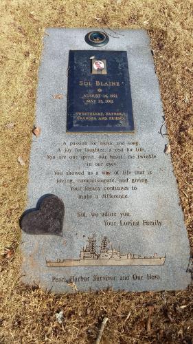 Sol Blaine Gravesite