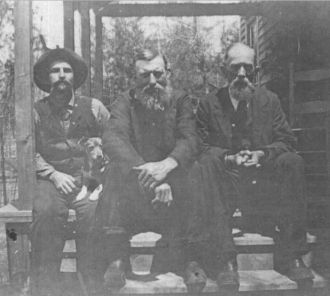 James & John Taylor, Robert Morrison, Tennessee