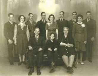 Family Photo 1944