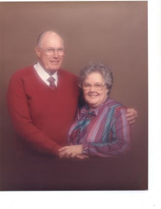 Dorothy Tanner Durand and Robert Durand