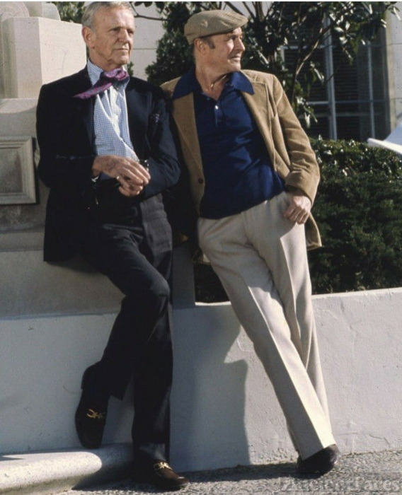 Gene Kelly and Fred Astaire