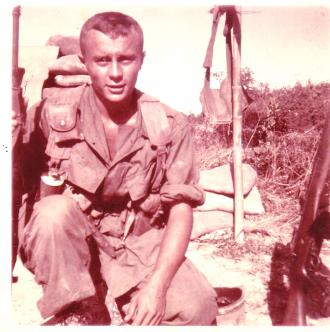 Michael Fehn in Vietnam