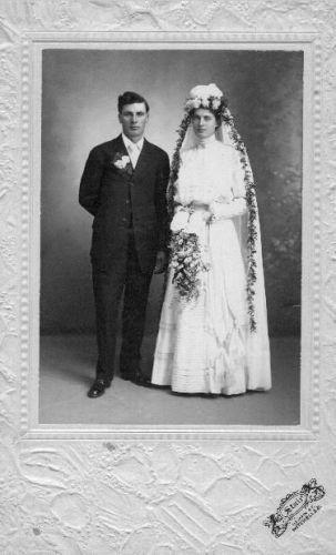 Frank & Isabel (Weber) Schlimgen