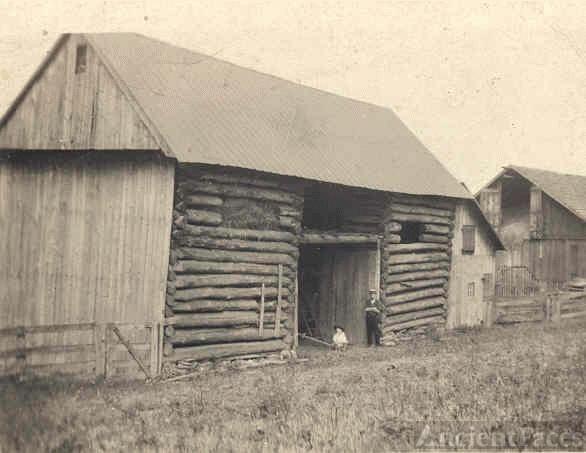 Barn on the Lusk farm