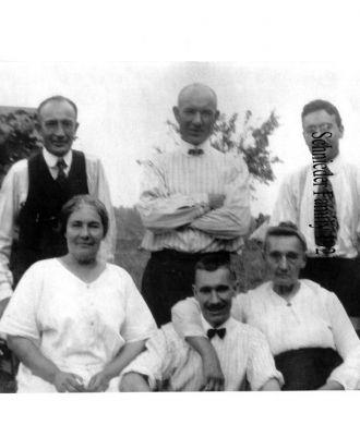 Schneider Family 1921