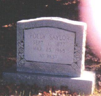 Polly Saylor 1877