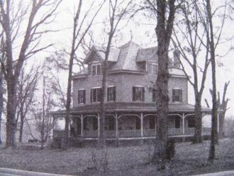 Joseph Andrew Blundon's House
