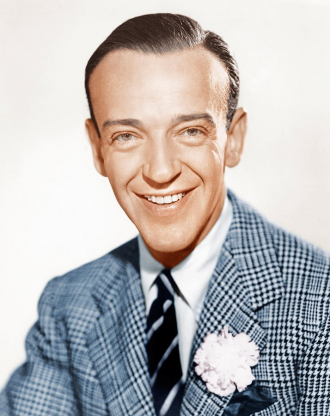 A photo of Fred Astaire