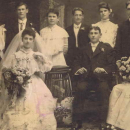 William John Frelick and Rose Wisniewski 1905