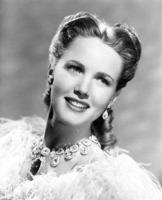 Barbara Britton - Television Star.