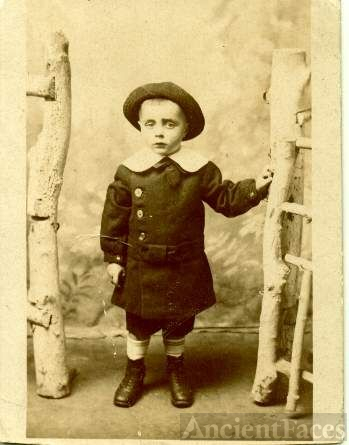 Redvers Beresford Turner, age 4