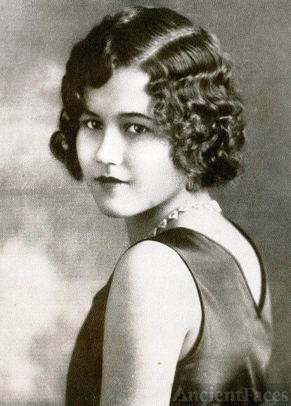 Elizabeth Dillingham, Texas, 1929
