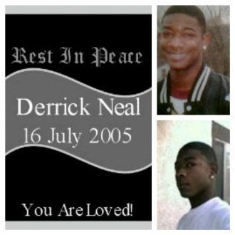 Derrick D Neal memorial
