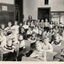 Lincoln School, Illinois  Second Grade