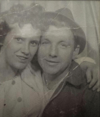 Victor Moore and Myrtle Perkins
